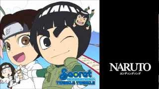 Naruto SD Rock Lee ED - TWINKLE TWINKLE