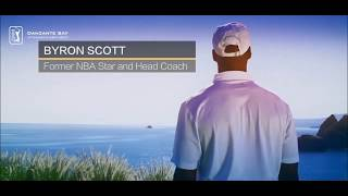Byron Scott former NBA Star and Head Coach at Villa del Palmar at the Islands of Loreto.