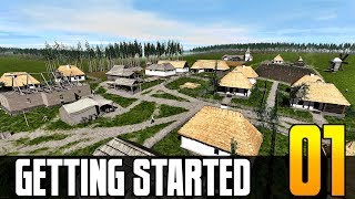 Download Video Ostriv Gameplay - REALISTIC PC SANDBOX CITY BUILDER IN THE 18TH CENTURY - Let's Play Ostriv PC Game MP3 3GP MP4
