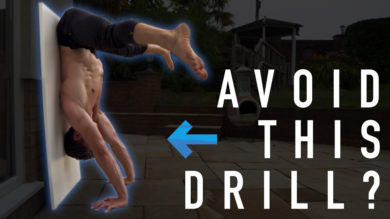 Want A Press To Handstand? Don't Use This Drill!