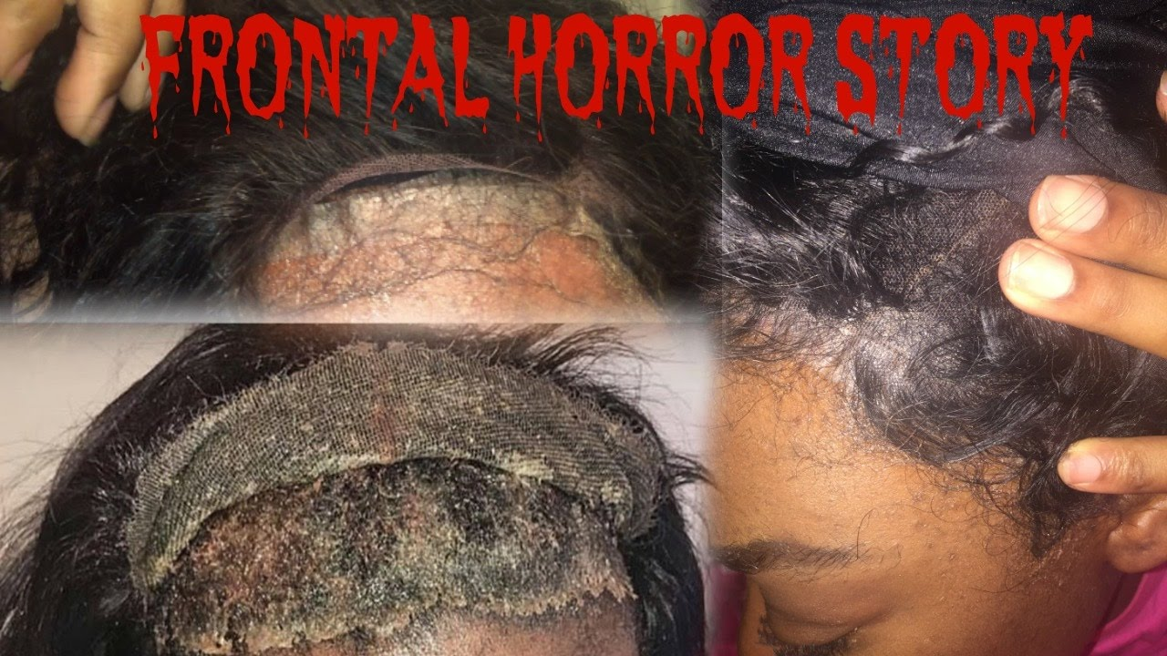 Lace Frontal HORROR STORY Storytime  YouTube
