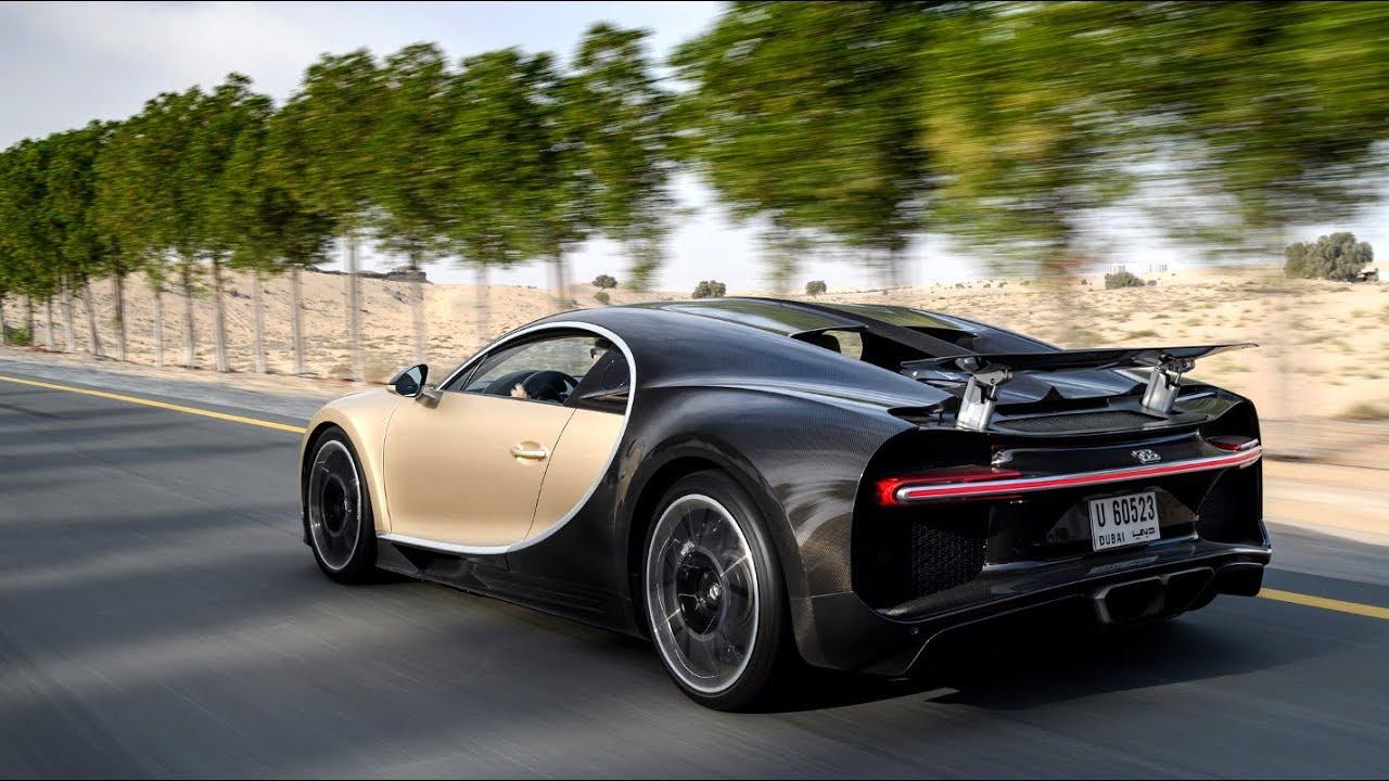 Bugatti Chiron My First Drive In The 261mph Hypercar