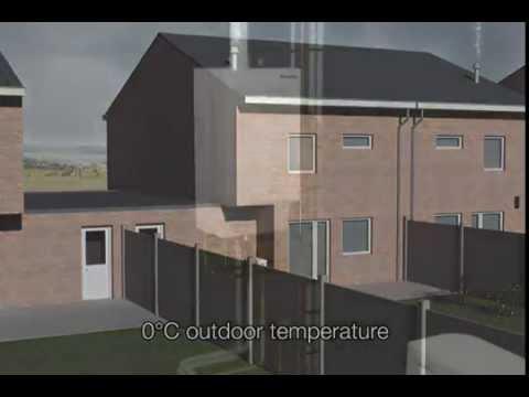 daikin altherma hybrid warmtepomp youtube. Black Bedroom Furniture Sets. Home Design Ideas