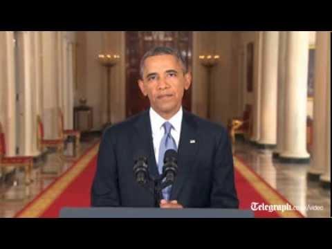 Barack Obama: US will keep pressure on Syria's Assad