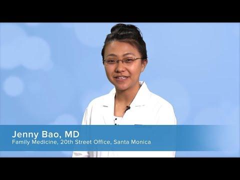Jenny Bao, MD | UCLA Health Family Medicine 20th Street Office, Santa Monica
