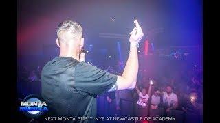 DJ HIXXY MC STOMPIN Monta Musica Nov 2017
