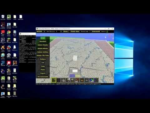 How to Make an Outline Map for Minecraft