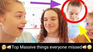 Top Massive things everyone missed in the Norris nuts videos.