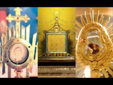 Ancient Miracles of the Blessed Sacrament