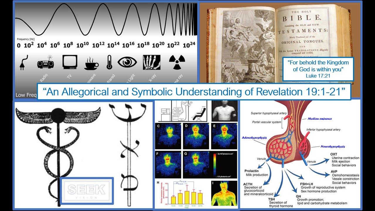 REVELATION 19 - LIGHT, SOUND & DNA