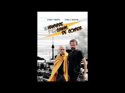 Gabo ferro - El hambre y las ganas de comer (2010) - Disco Completo