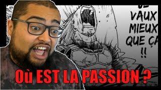 Où est LA PASSION ? - Dragon Ball Super #40