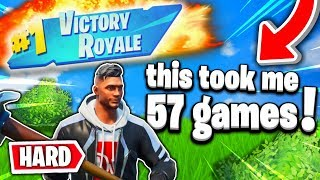How I Got My First Victory Royale in Season 9 (Fortnite Battle Royale)