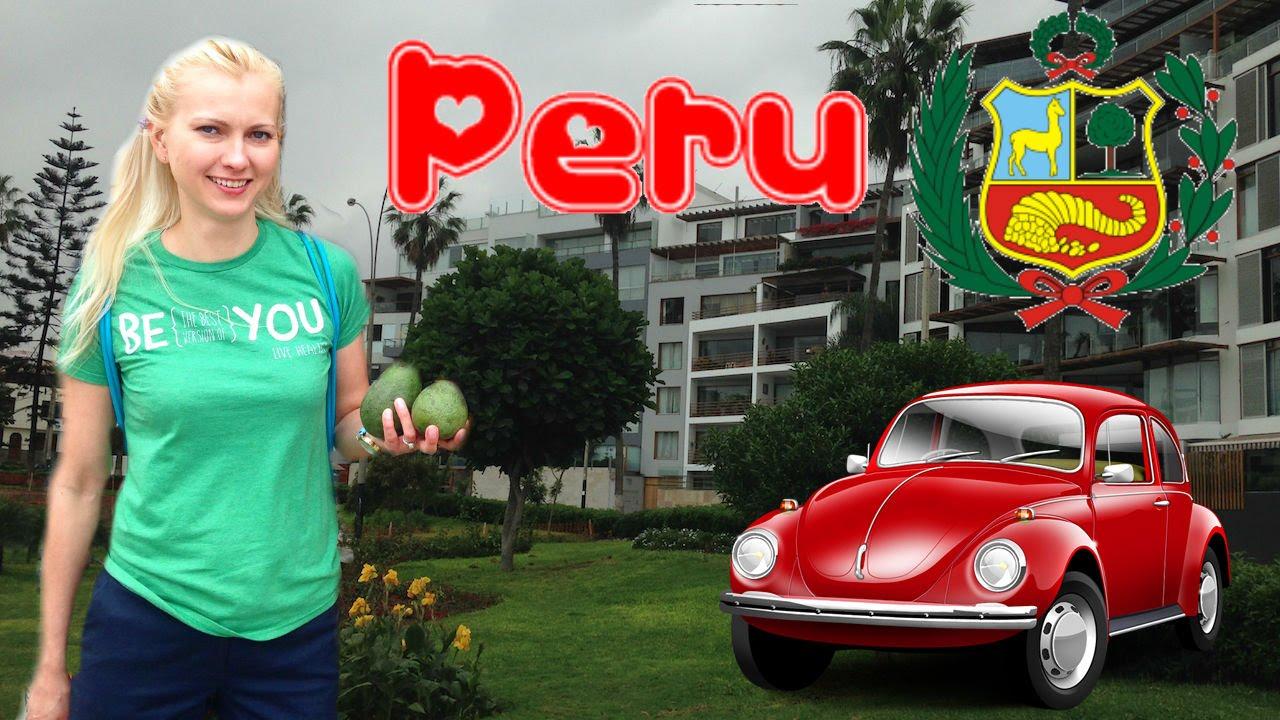 Столица Перу - Лима Часть 1/ Первое впечатление о Южном полушарии