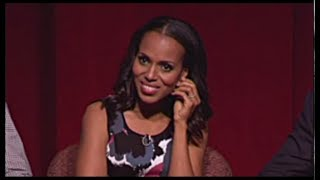 Scandal Panel LA 2015 / the Game *Pope or Nope* :)