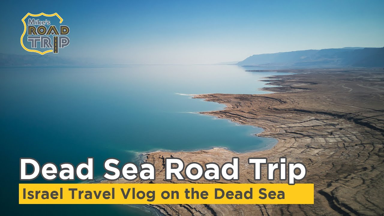 The Dead Sea is dying