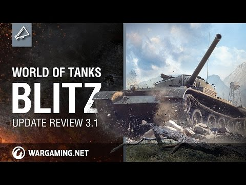 World of Tanks Blitz - Update Review 3.1