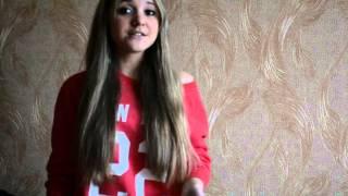 "Анастасия Афанасьева ""KreeD feat Алексей Воробьев - Больше, чем любовь"" (cover, кавер)"