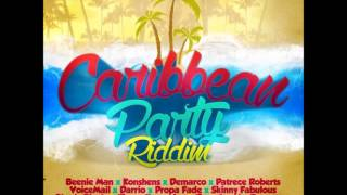 CARIBBEAN PARTY RIDDIM mix APRIL 2014  [BIGGY MUSIC]  mix by djeasy