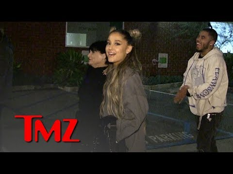 Ariana Grande Says Pete Davidson & Kate Beckinsale Make A Cute Couple | TMZ