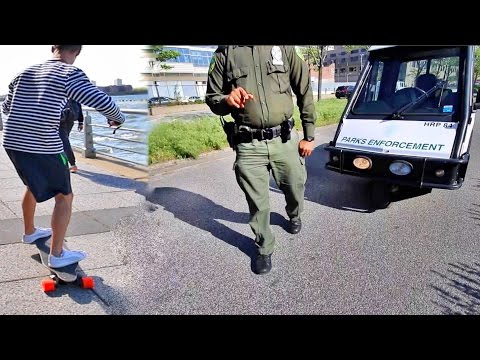 ARRESTED FOR RIDING A BOOSTED BOARD?