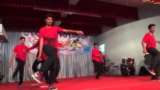 Karthik Dance - Dhating Naach & Urvasi...