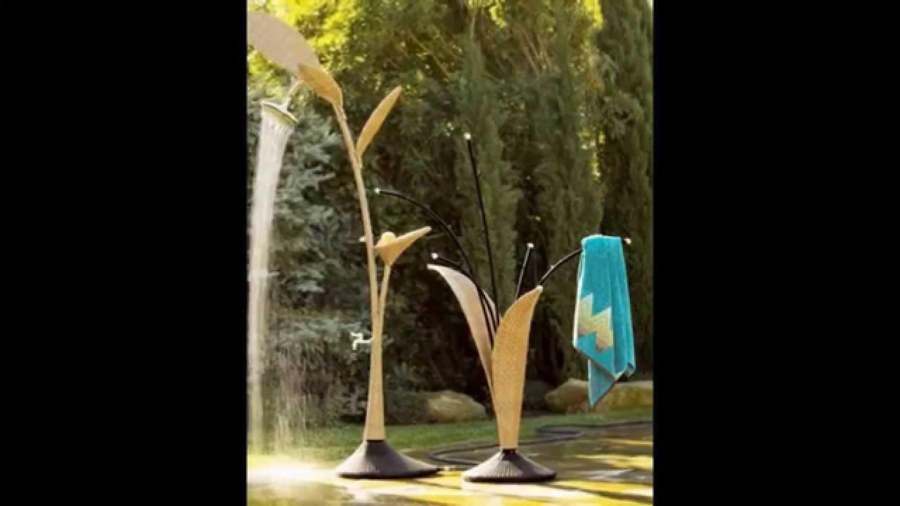 10 moderne Gartenduschen- Designerduschen aus Kunststoff und ...