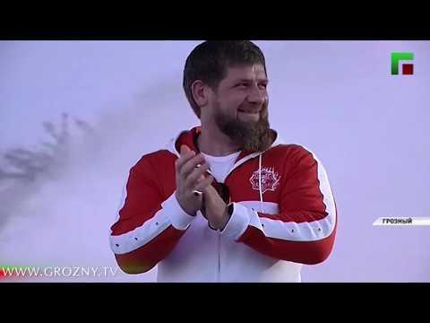 В Грозном завершился Фестиваль водных видов спорта