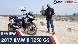 2019 BMW R 1250 GS Review | NDTV carandbike