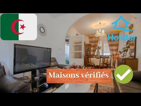 Location Vacances Alger: Luxueux 03 Pièces à Sacré Cœur