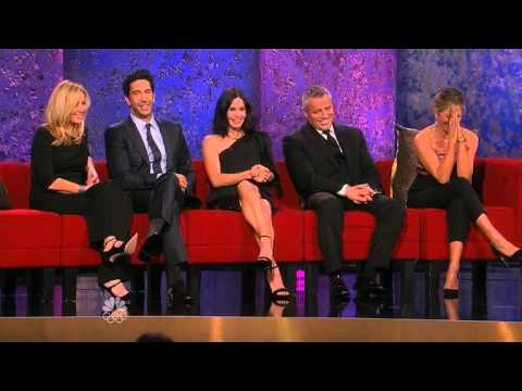 FRIENDS Reunion (2016) - An All Star Tribute to James Burrows