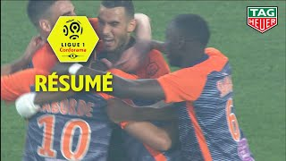 Montpellier Hérault SC - Paris Saint-Germain ( 3-2 ) - Résumé - (MHSC - PARIS) / 2018-19