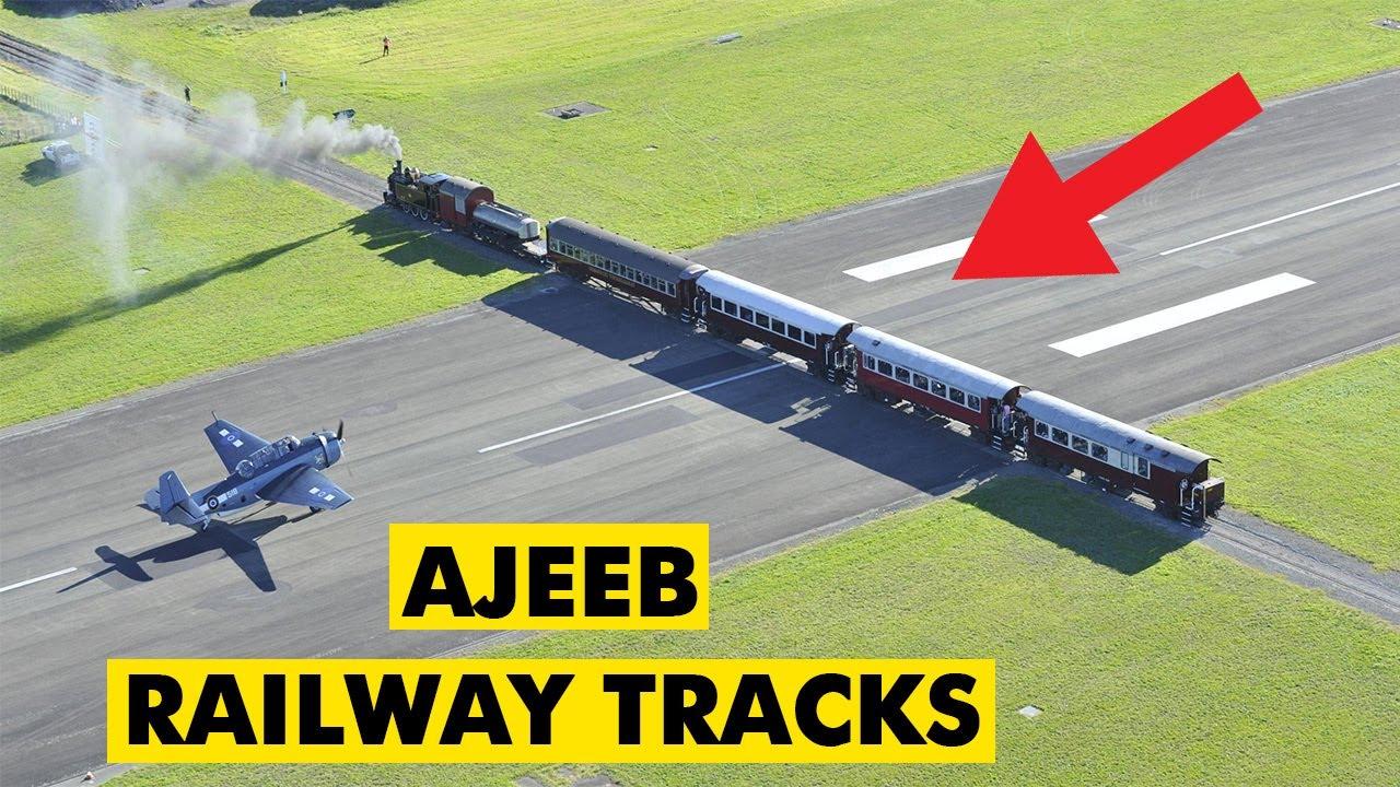 7 Most Amazing Railway Tracks