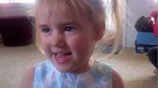 EASTER STORY FROM A 3 YEAR OLD! Easter Vlog 5 (2011)