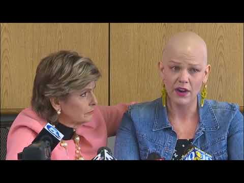 Gloria Allred Representing Three Woman in the University Hospital of Cleveland