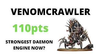 Venomcrawler - Rules Review and Datasheet Discussion for Chaos Space Marines
