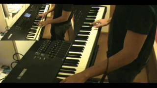 The best of times- Dream Theater (piano and guitar intro cover)