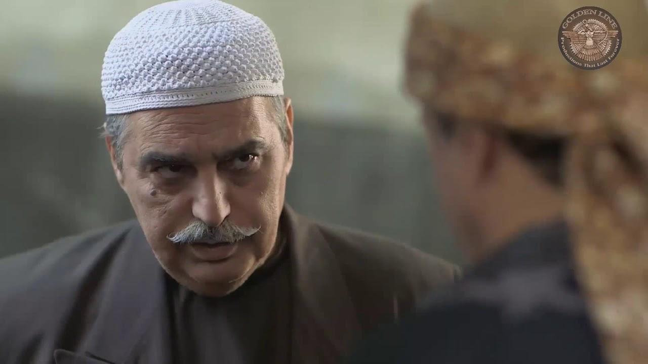 ابو عرب يتوعد بفضح ابو جابر -مسلسل الغربال -الجزء الثاني -الحلقة 2