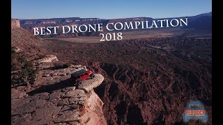 EPIC DRONE SHOTS of 2018 with DJI Mavic Pro