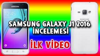 Samsung Galaxy J1(6) Akıllı Telefon İncelemesi