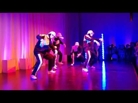 Jabbawockeez Live Performance at a private S8 launch party