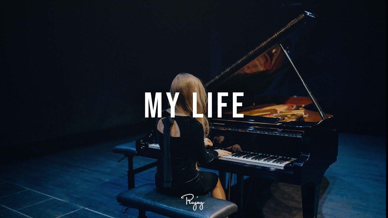 """My Life"" - Inspirational Rap Beat   R&B Hip Hop Instrumental Music 2021   InfiniteRB #Instrumentals"