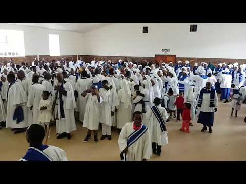 The Christian Catholic Apostolic Church in Zion (CCAC) - Akwakhetha bala lamntu