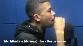 Mc Lan e Mc Magrinho - Gravação Das Músicas (Fudeu)