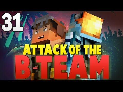 Minecraft: DUBSTEP DESTRUCTION! - Attack of the B-Team