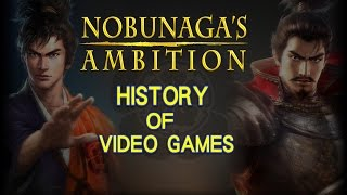 History of Nobunaga