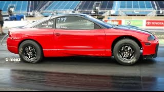 8SEC TURBO TALON! 9SEC TURBO SUPRA! 9SEC TURBO EVO9!
