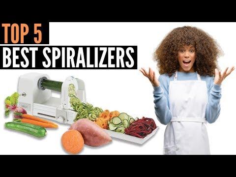 Best Spiralizer | Top 5 Best Spiralizers 2020 | Reviews & Comparison