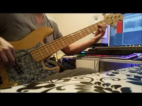 奴隷区 The Animation OP BJ Pile Bass ベース 弾いてみた