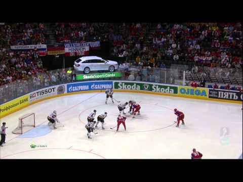 Чемпионат мира 2010 1/2 [ Россия - Германия ] 720p